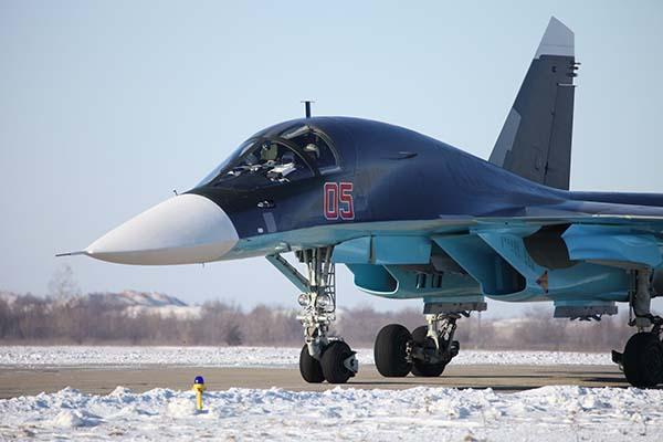 виды радаров на су-34