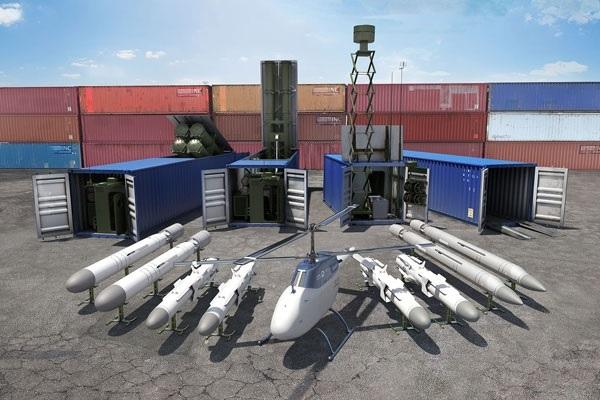 Комплекс ракетного оружия Club-K
