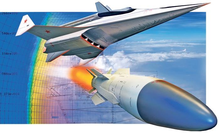 Началась гонка вооружений в области гиперзвукового оружия