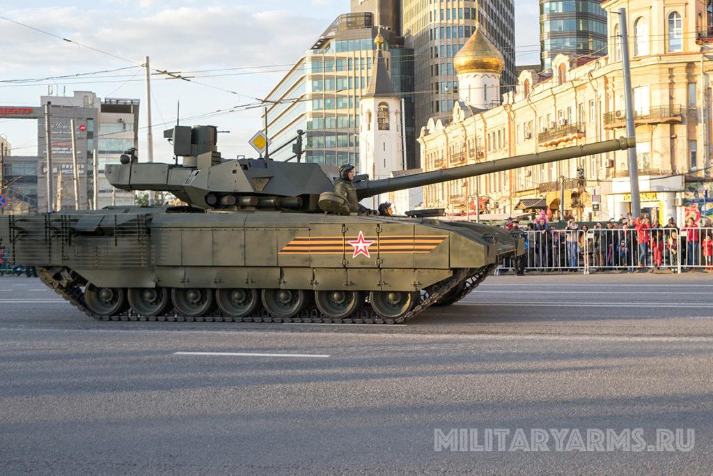 Т-14 Армата - 4 мая 2015 года