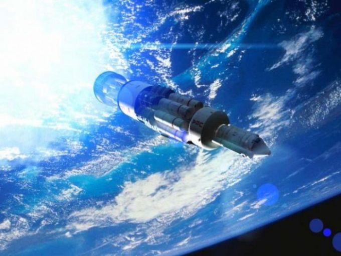 летательного космического аппарата, оснащенного ядерной энергодвигательной установкой (ЯЭДУ)