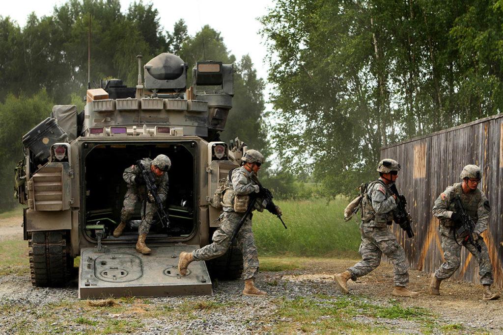 M2 Bradley