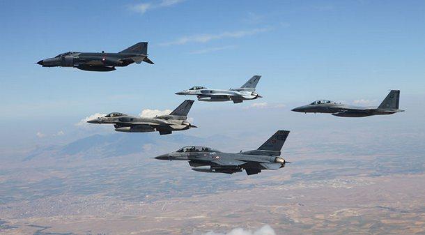 ВВС Турции