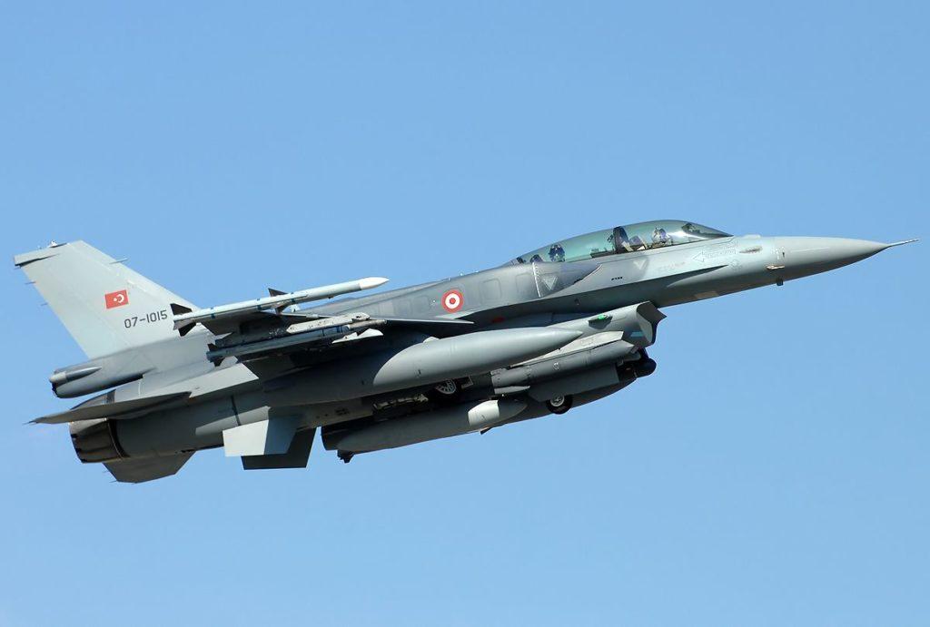 Турецкая авиация