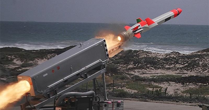 В Украине планируют приступить к испытаниям нового противокорабельного комплекса «Нептун»