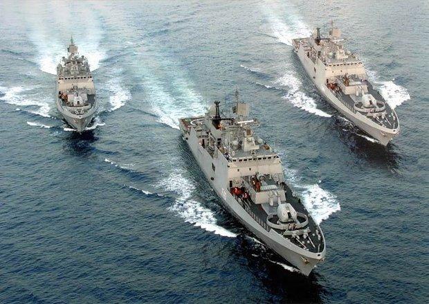 В Калининграде спущен на воду фрегат «Адмирал Бутаков»