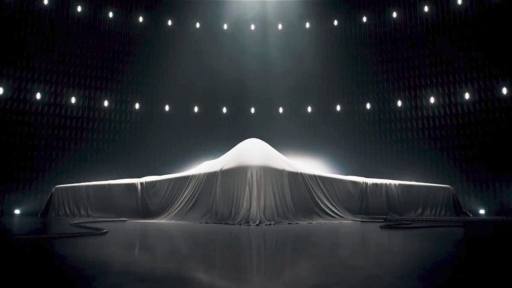 Long Range Strike Bomber LRS-B