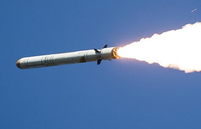 Начались испытания гиперзвуковой ракеты «Циркон»