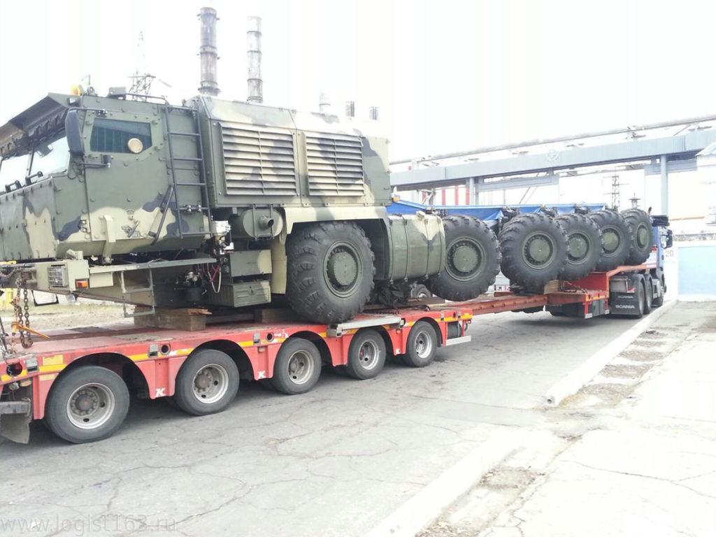 """Несанкционированная утечка информации о новых """"КАМАЗах"""" для военных"""