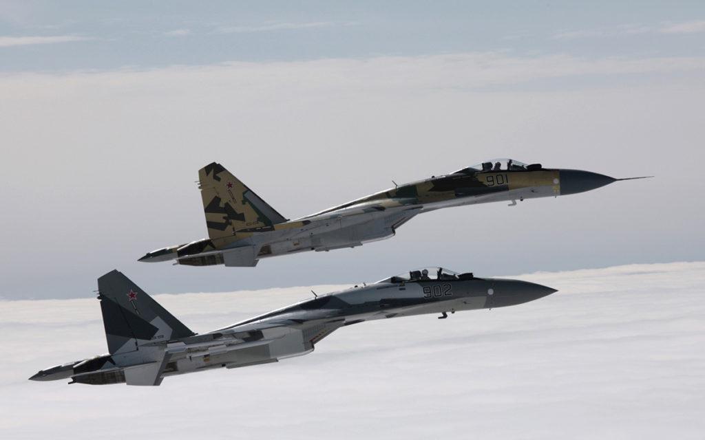 Контракты на поставку российских истребителей могут в десятки раз превысить стоимость военной операции в Сирии