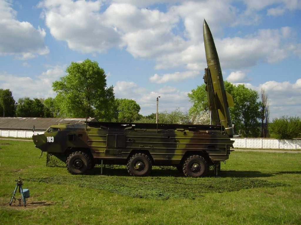 Тактический ракетный комплекс Точка-У