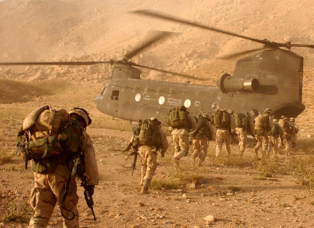 Афганистан 2001