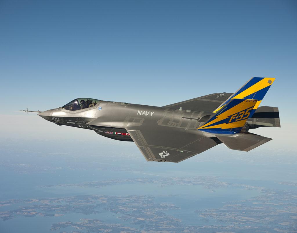 F-35-Lightning-II
