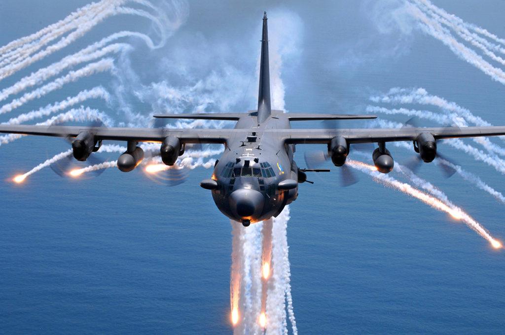 Lockheed-AC-130-Spectre