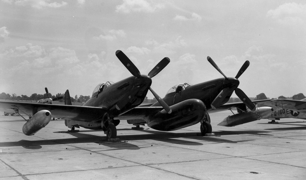 f-82 twin mustang в корейской войне