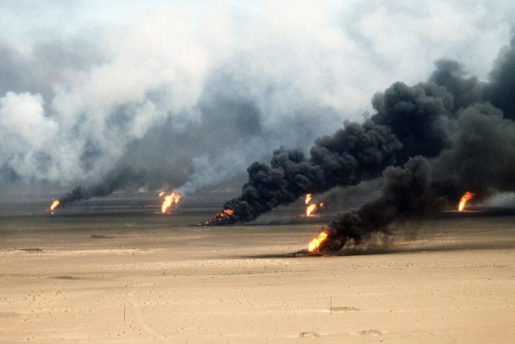 Буря в пустыне 1990