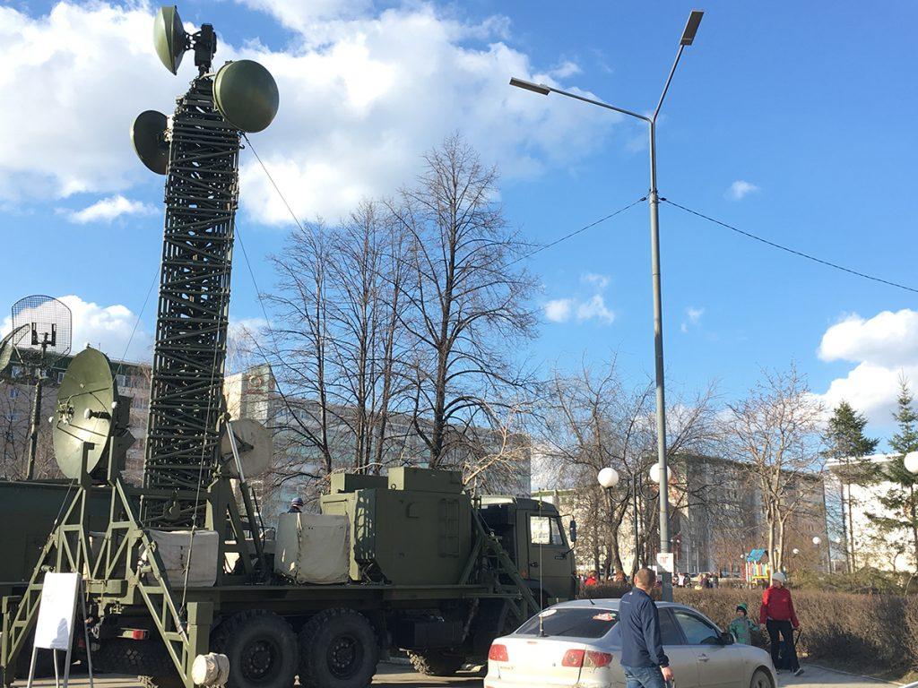 Аппаратная Р-416ГМ