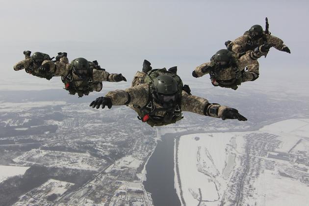 Национальная гвардия России 2018: состав и полномочия