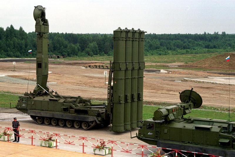 Новое вооружение С-500