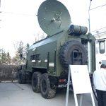 Станция спутниковой связи мобильная Р-441-ОВ