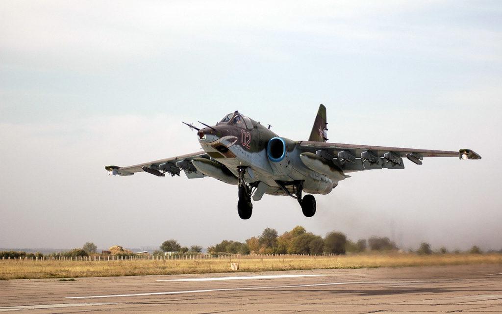 Су-25 «Грач»