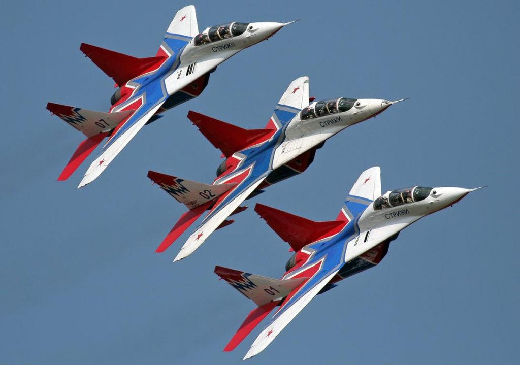 ВВС России 2016: история и количество самолетов