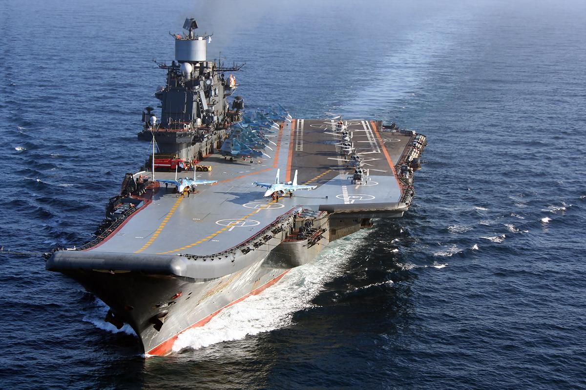 Авианосец России «Адмирал Кузнецов», история и характеристики