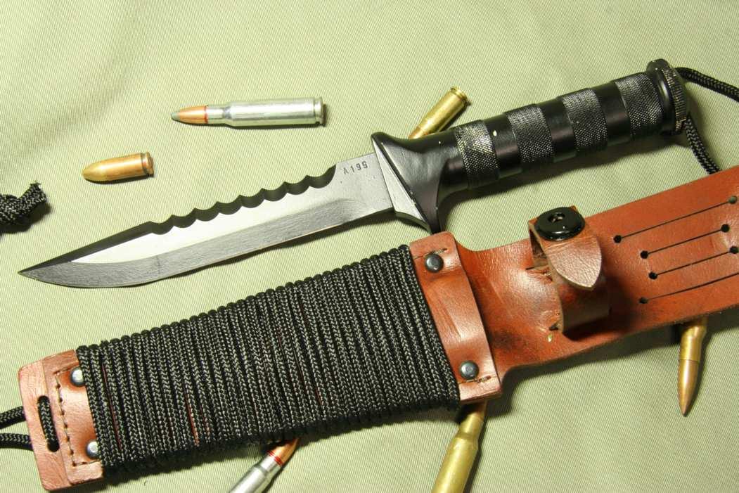 Боевой нож Эльф