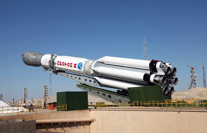 Отложен запуск «Протона-М» и спутника Echostar 21 с космодрома Байконур