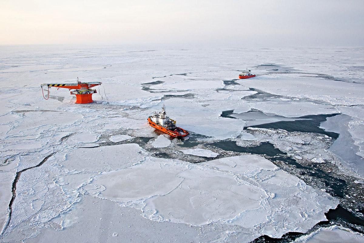 Противостояние в Арктике