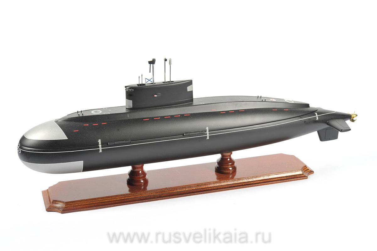Дизельная подводная лодка Варшавянка