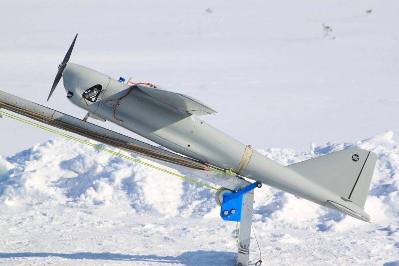 Разведывательные дроны РФ Орлан-3М и Орлан-10