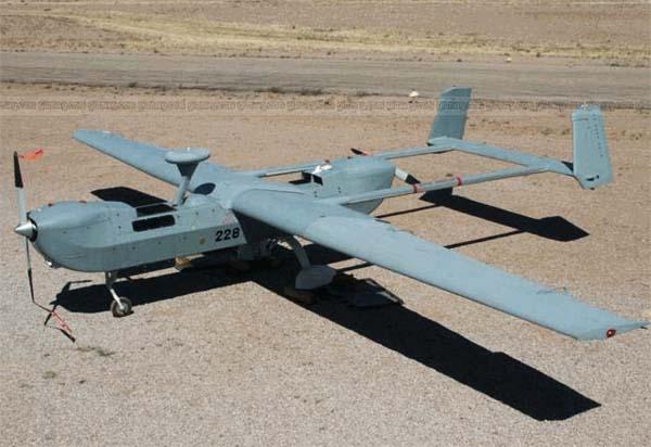 Американский БПЛА RQ-5 Hunter