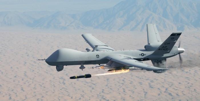 Беспилотник США MQ-9 Reaper
