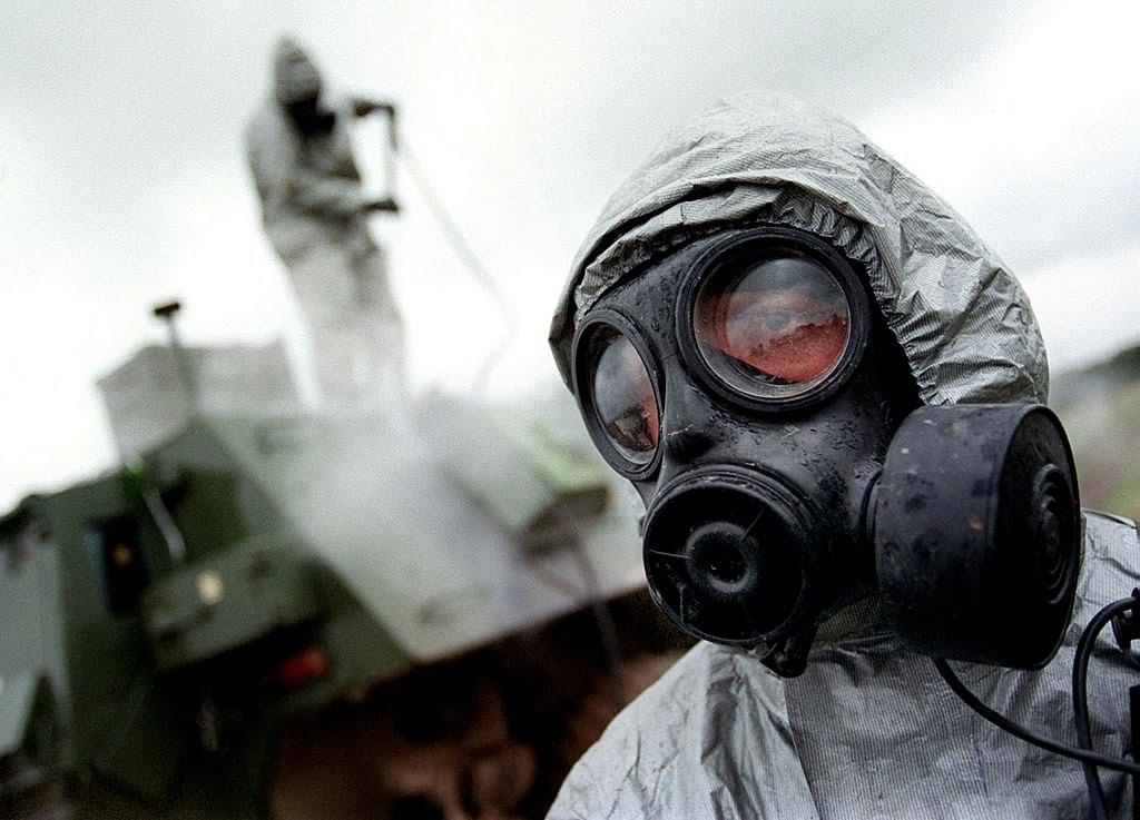 Биологическое и химическое оружие доклад 9286