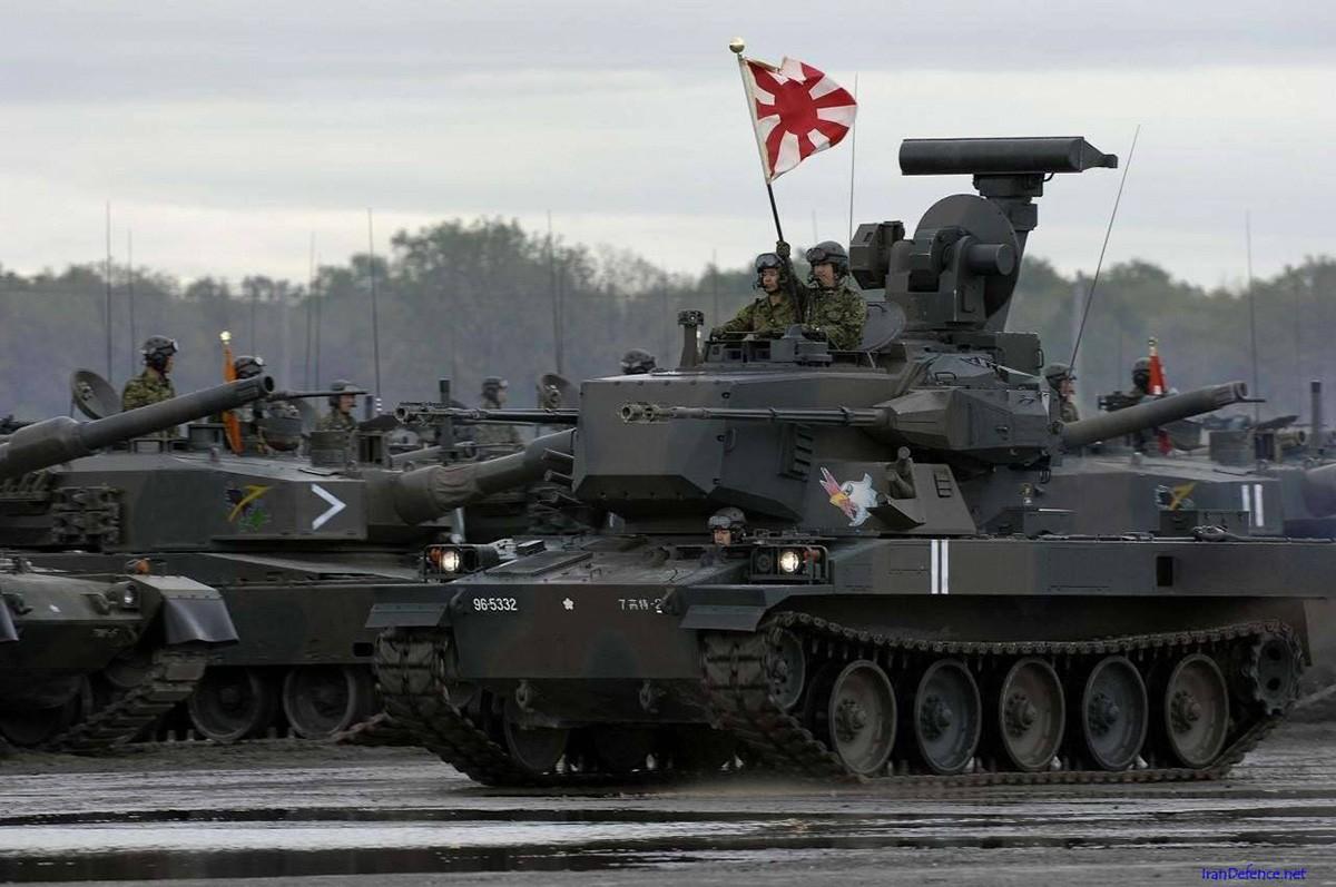 Милитаризация Японии: вооружение и политика