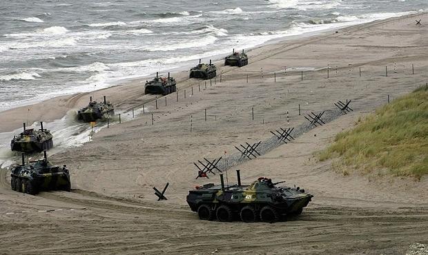 Российское минобороны усилит инфраструктуру на Курилах и Сахалине