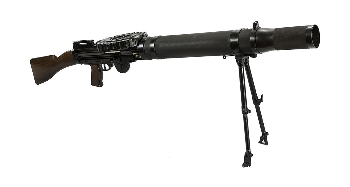 Ручной пулемет Льюиса (Lewis): история создания и характеристики