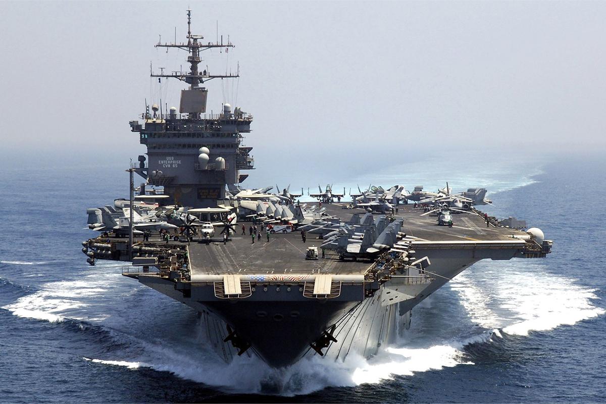 ВМФ США: численность и состав военных кораблей на 2020 год