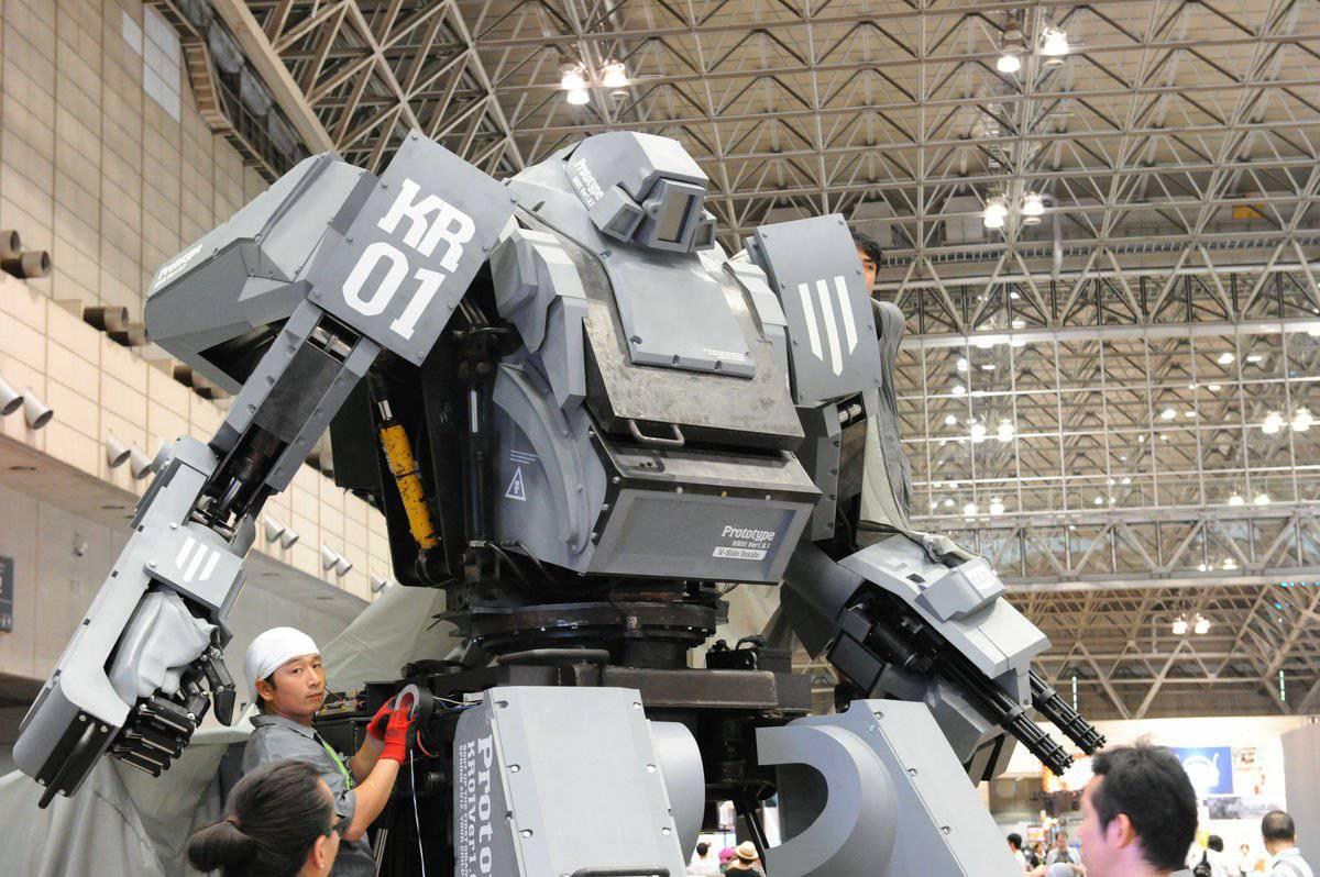 Современные военные роботы — боевые системы будущего