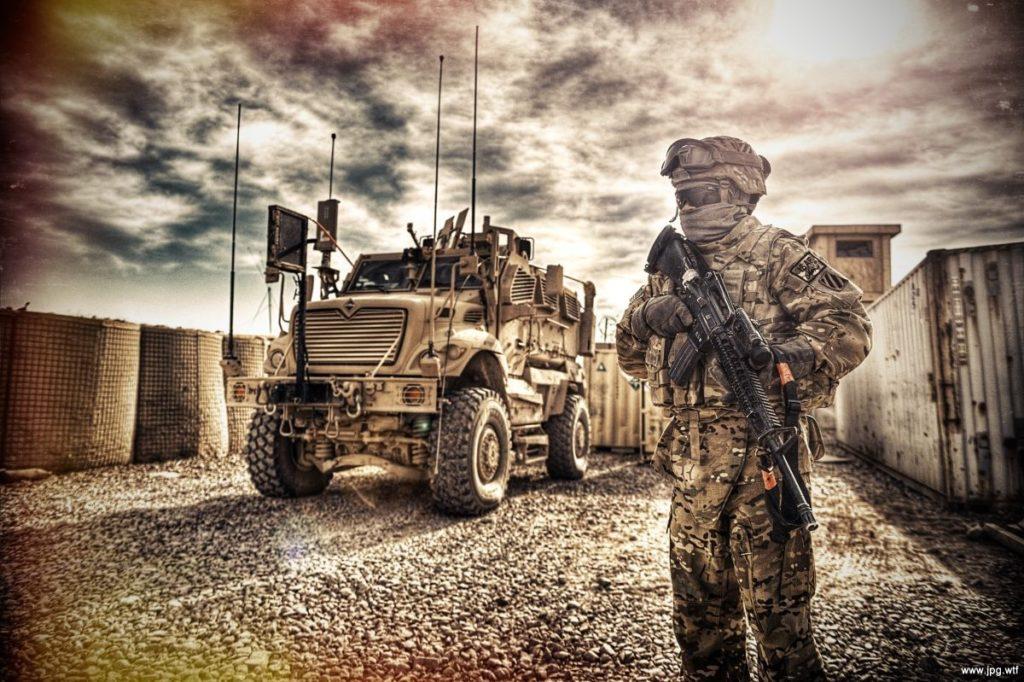 Частные военные компании