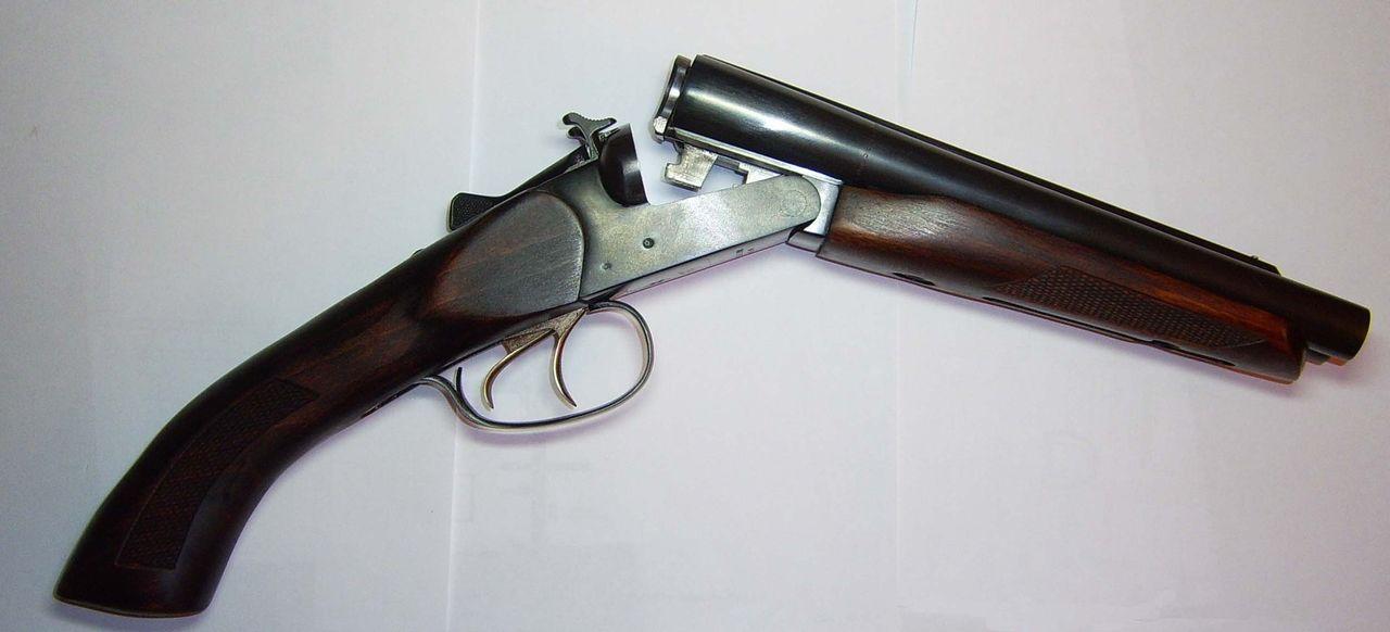 Пистолет Хауда