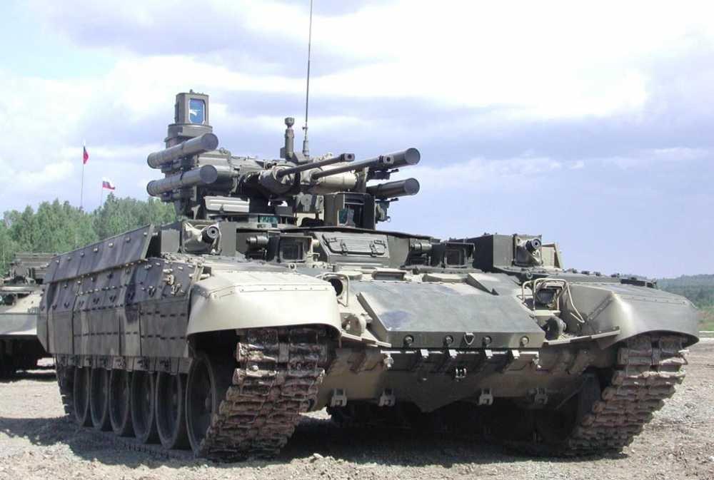 Боевые машины поддержки танков