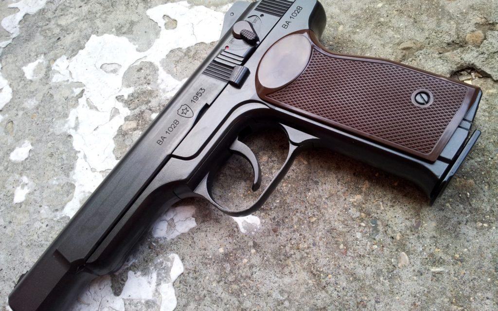 Топ-10 лучших пистолетов