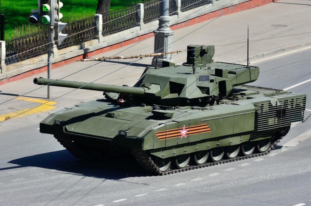 Лучшие современные танки мира