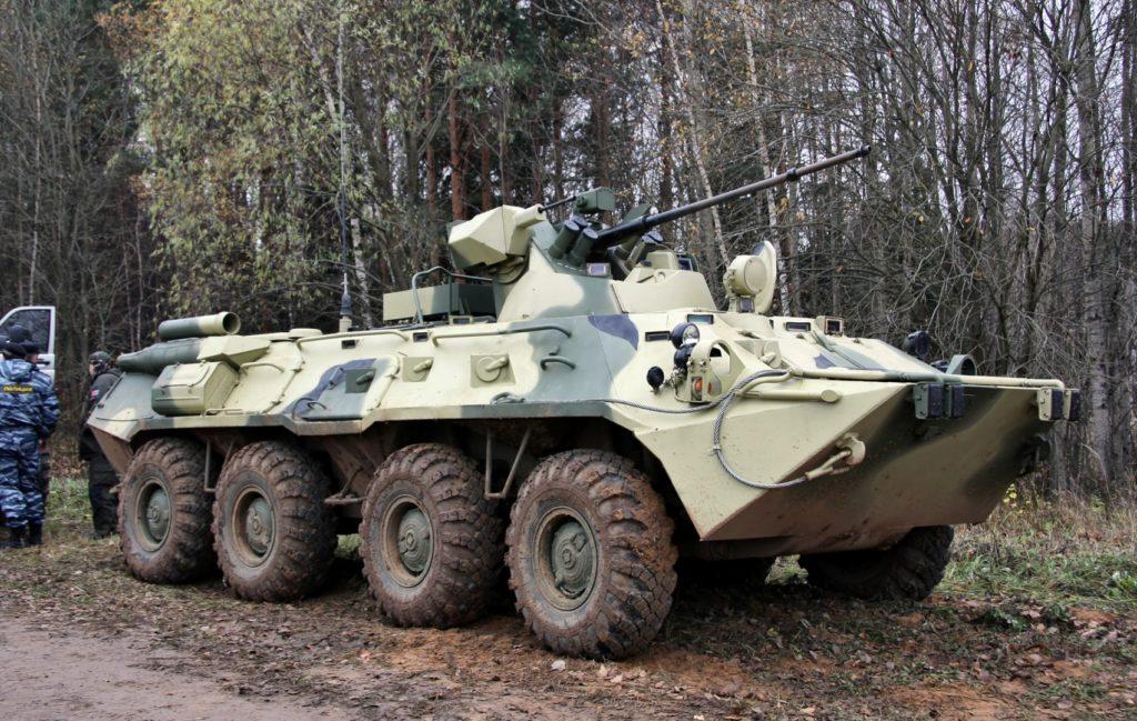 БТР-82А