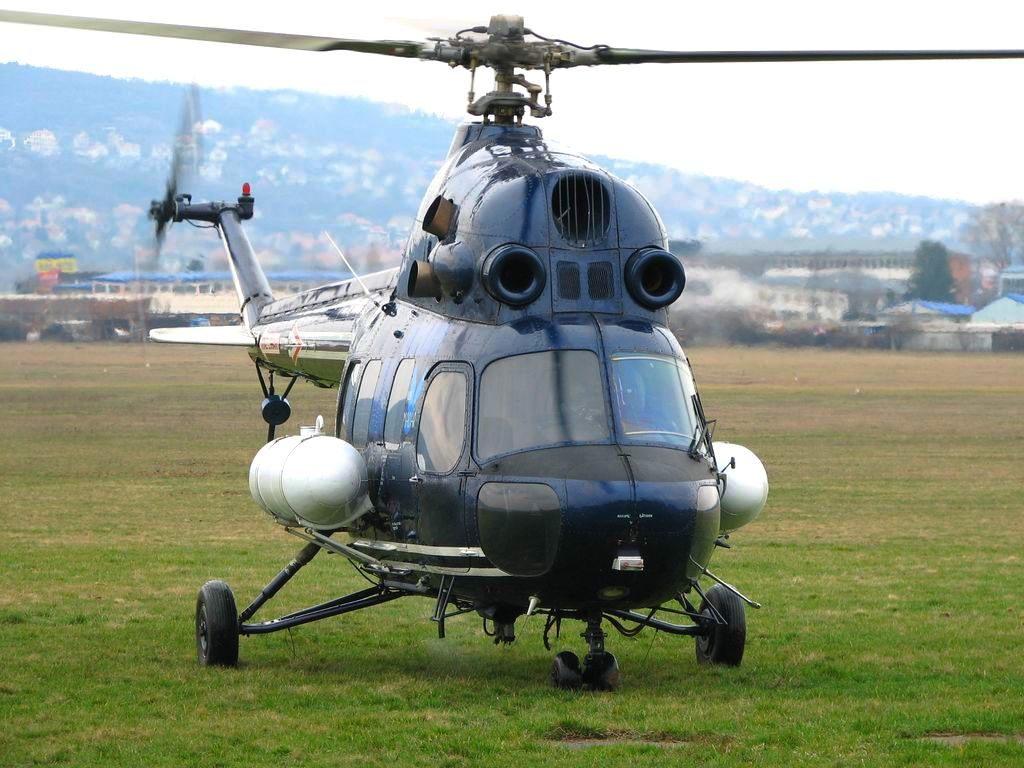 Инструкции по управлению вертолета ми 2