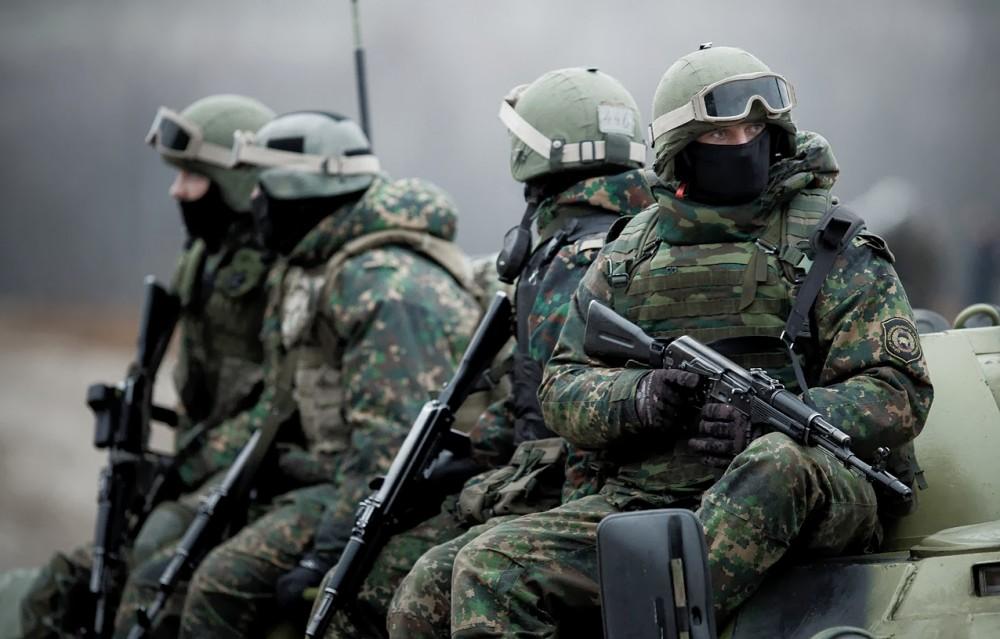 Спецназ ГРУ