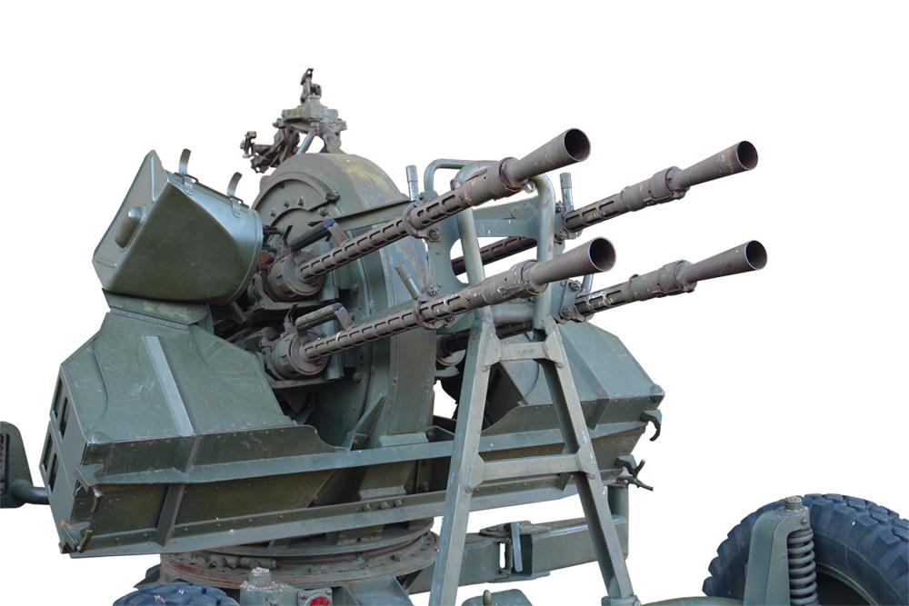 Крупнокалиберный пулемет Владимирова