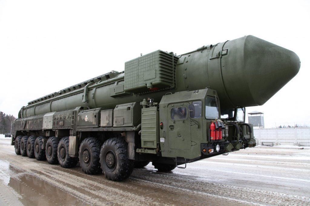 Ракетная мощь России